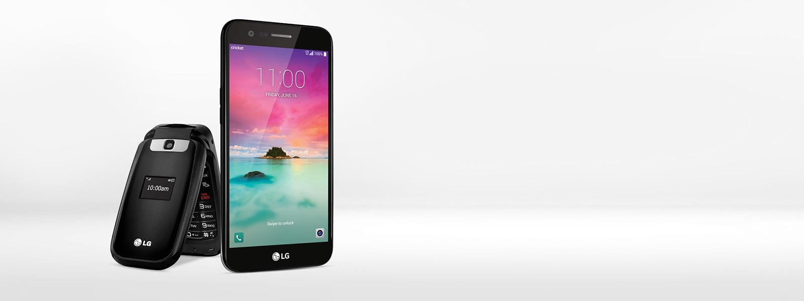 Lg Cricket Basic Phones Flip Phones Senior Phones More