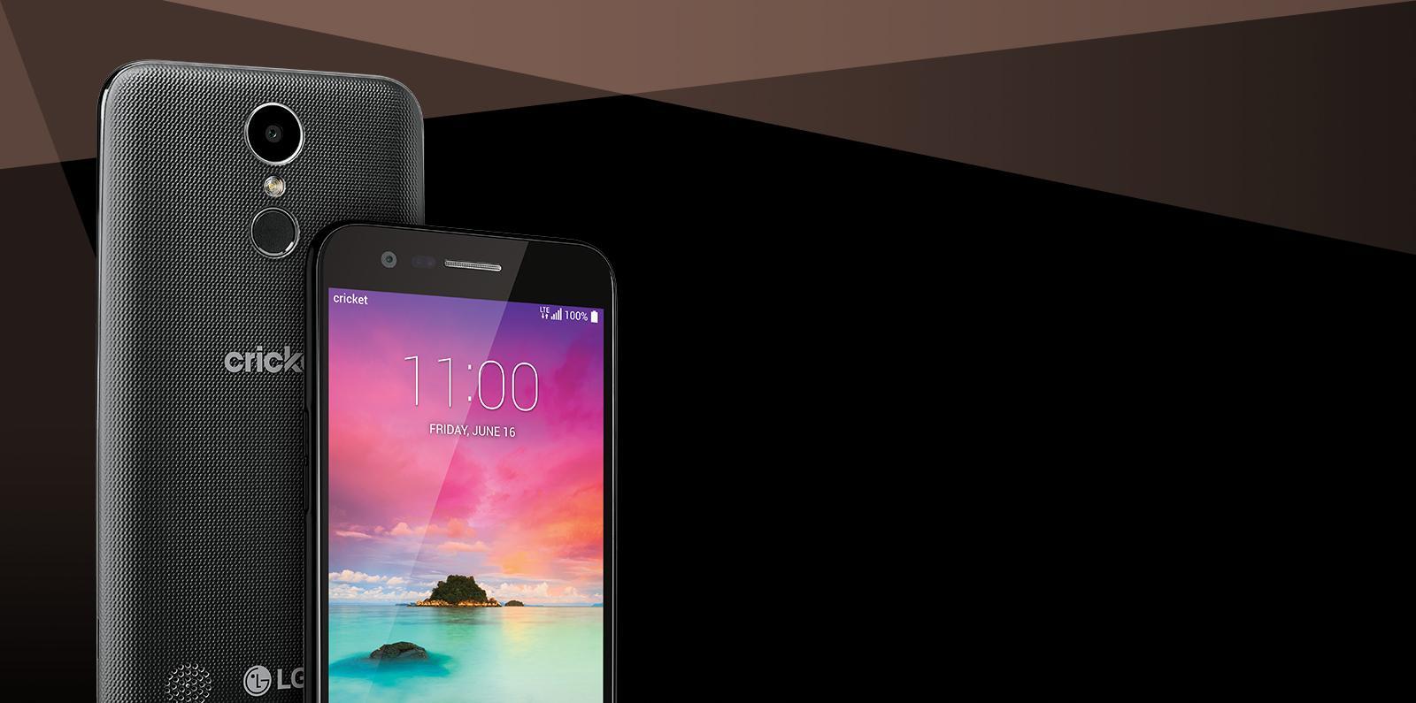 Lg Usa Lg Harmony Smartphone With 2800 Mah Battery