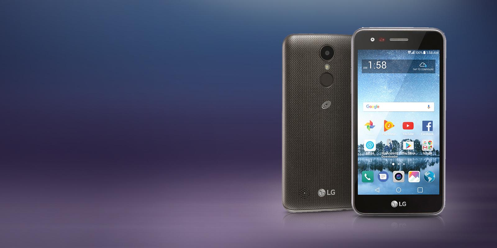 TracFone Phones by LG: View LG TracFone Phones