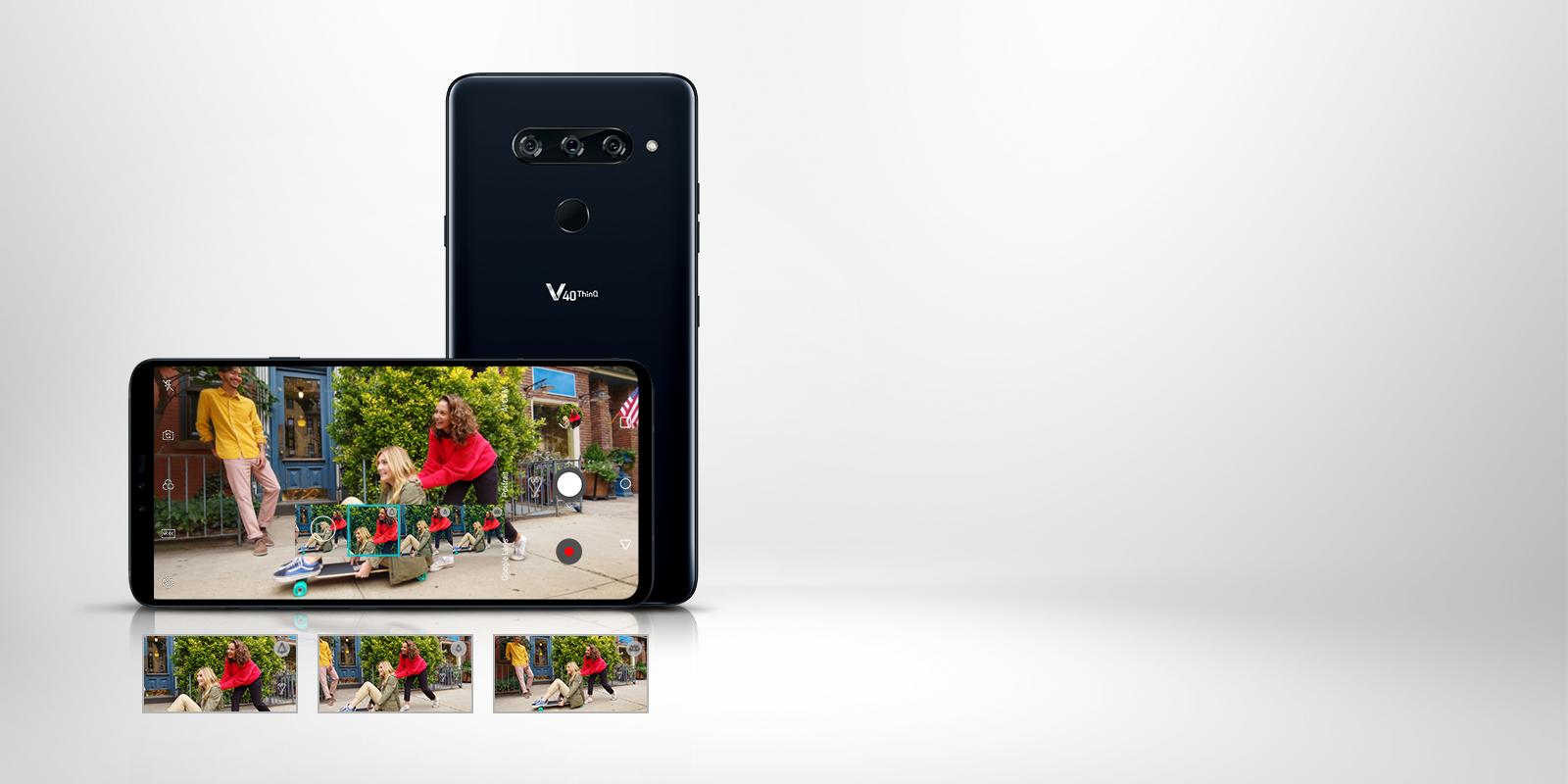 LG V40 ThinQ™ | Unlocked
