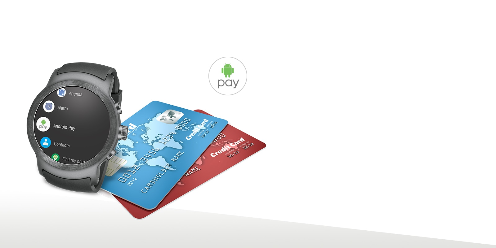 Android Pay™1