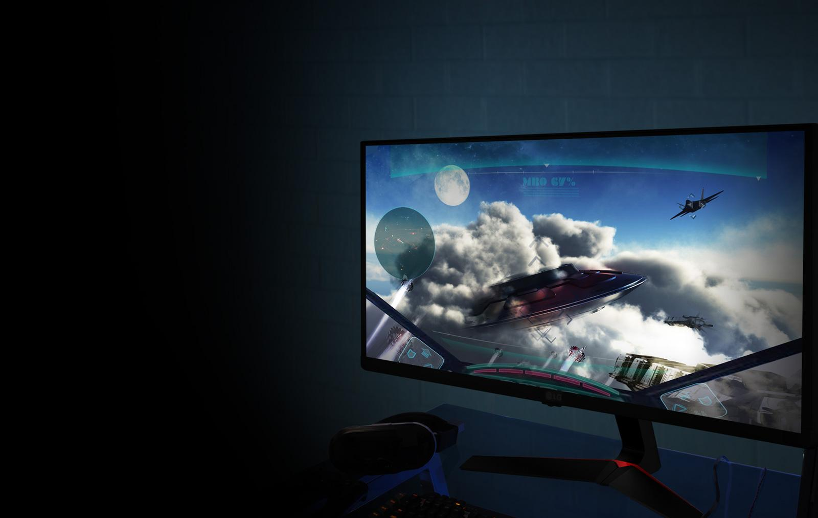 "34'' Class 21:9 UltraWide® Full HD IPS Gaming Monitor (34"" Diagonal)"