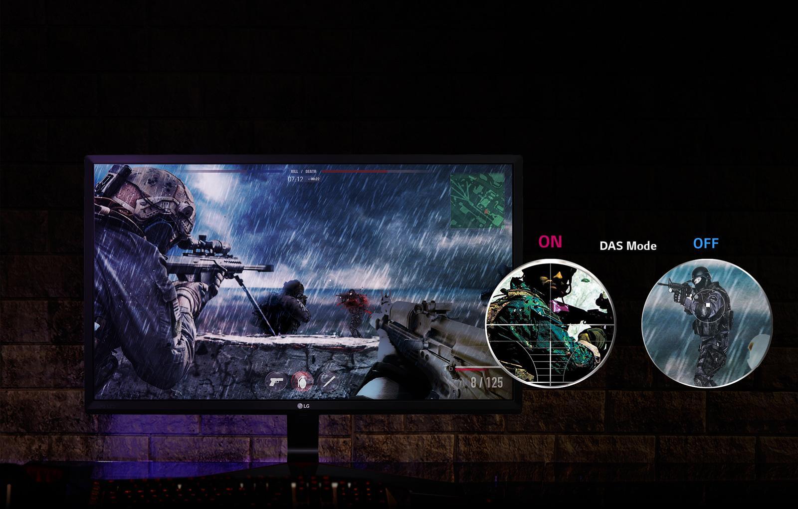 24'' Class Full HD IPS Gaming Monitor (23 8'' Diagonal)