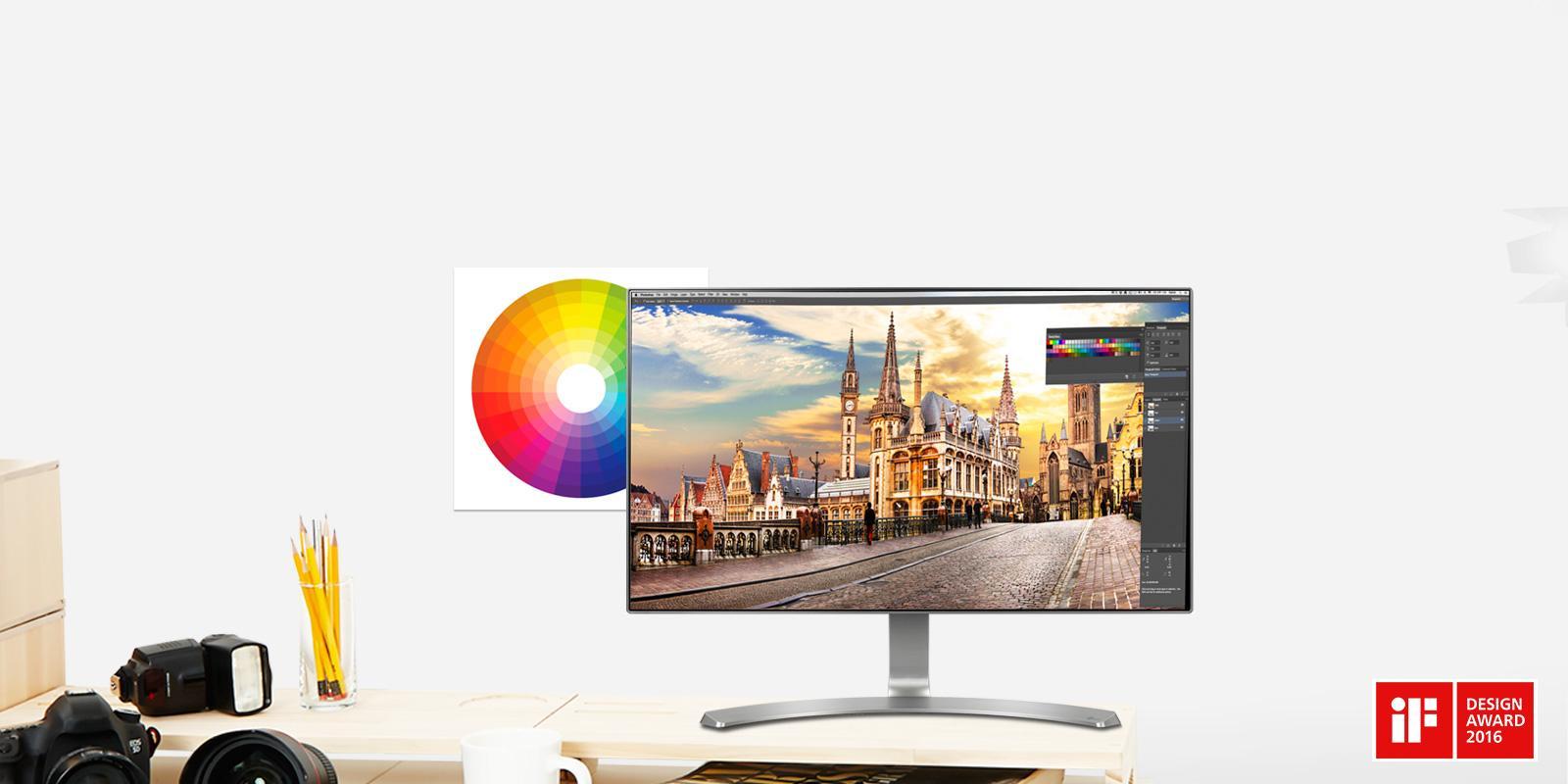 24'' Class Full HD IPS LED Neo Blade III Monitor (23 8'' Diagonal)