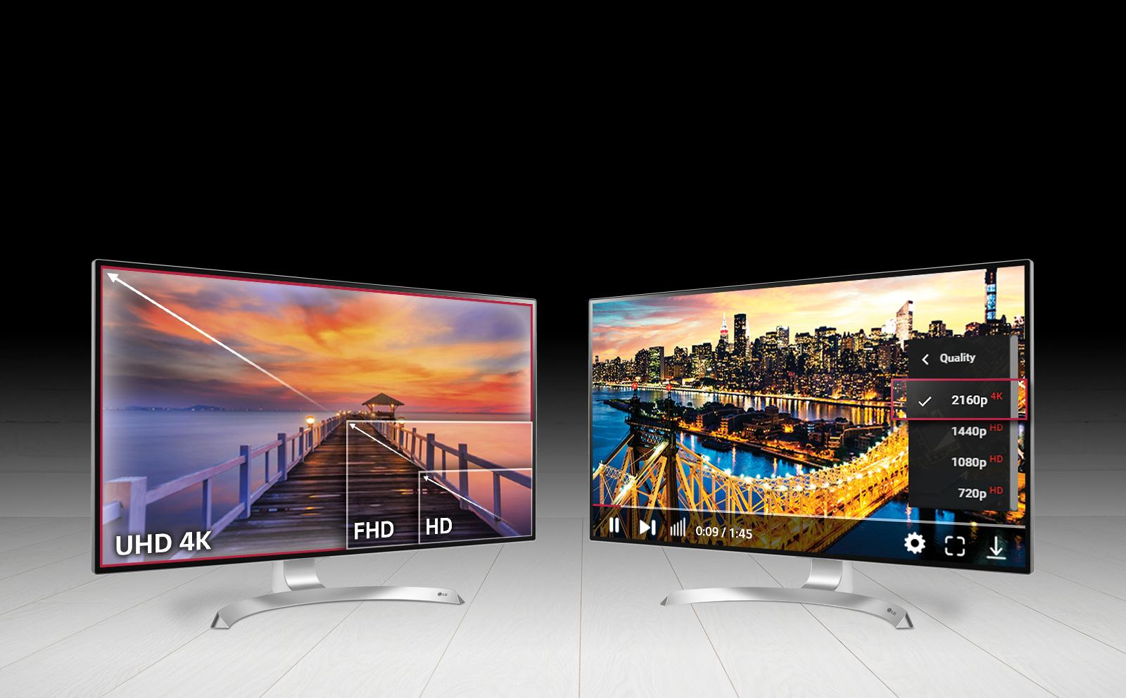 Lg 32ud99 W 32 Class 4k Uhd Ips Led Monitor With Hdr10 315 Diagonal