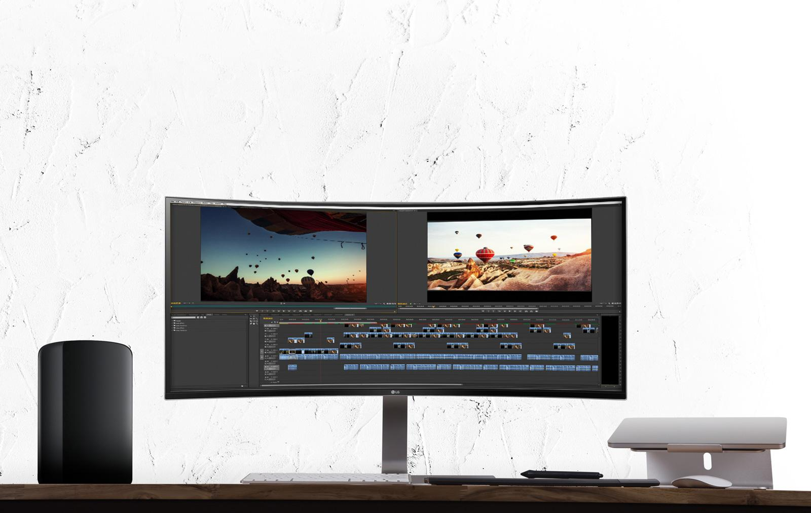 34 Inch Curved UltraWide® Display