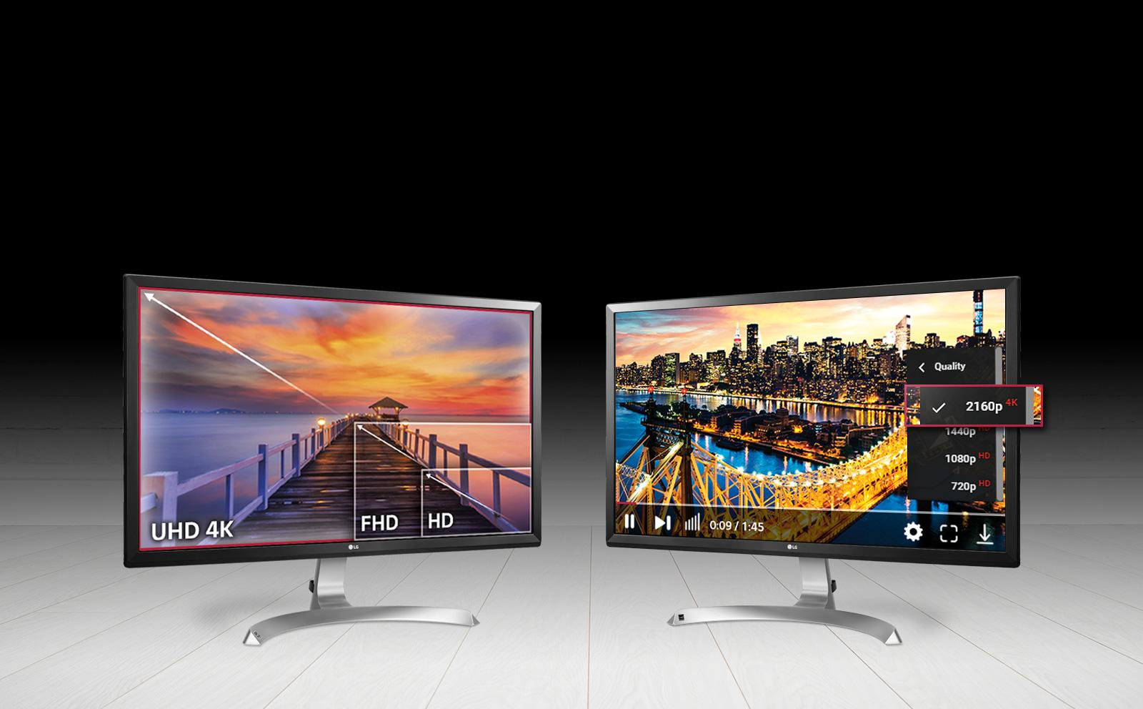 273c84de20f LG 27UD59-B : 27'' Class 4K UHD IPS LED Monitor (27'' Diagonal) | LG USA