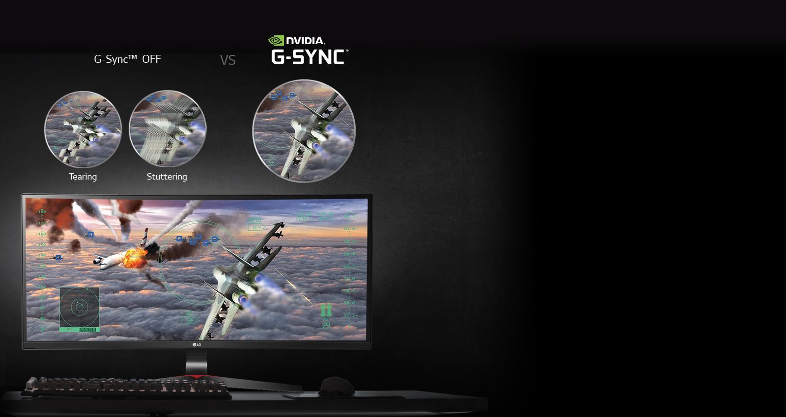 NVIDIA G-SYNC™ Compatible