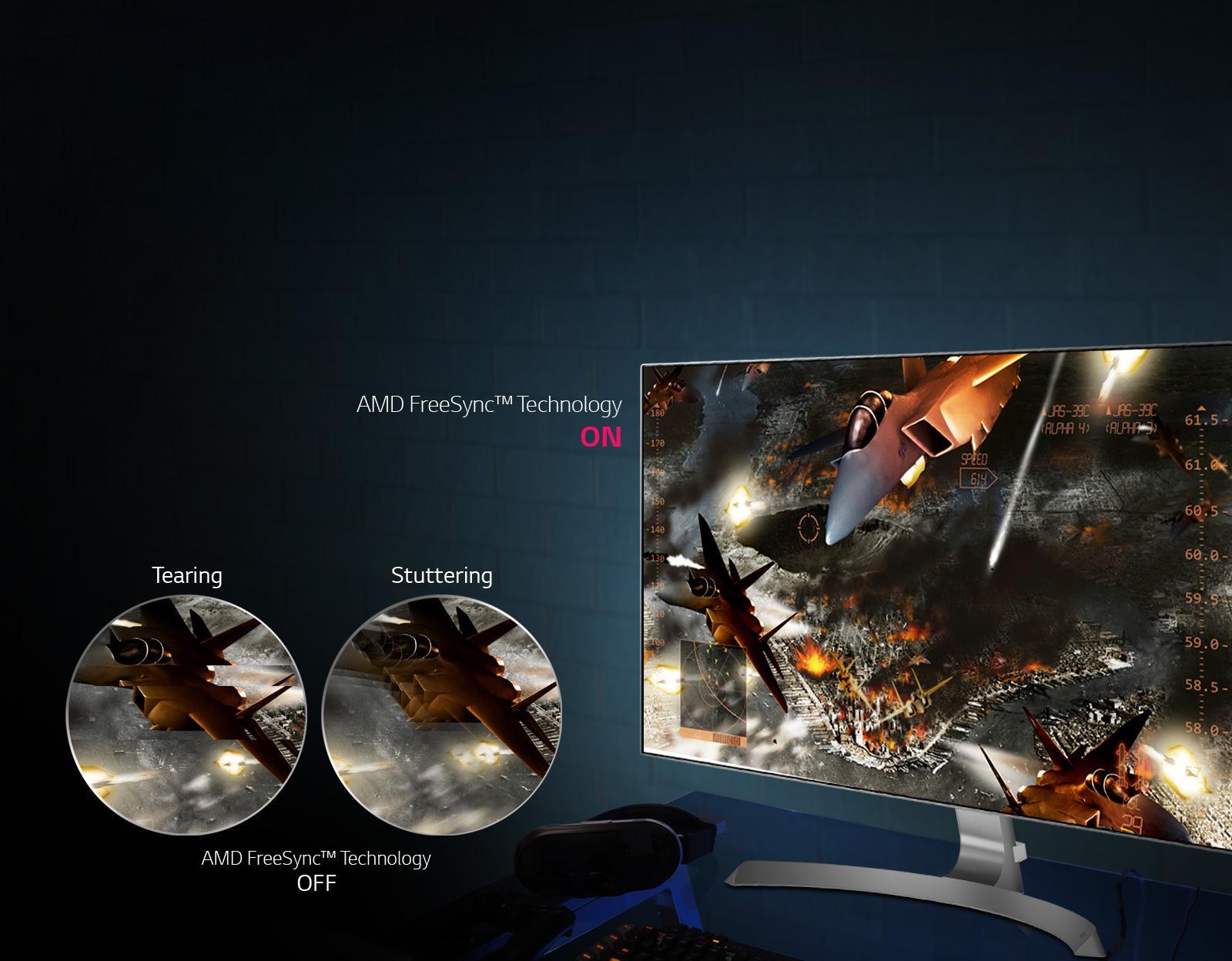 AMD FreeSync Technology 27MP89HM-S