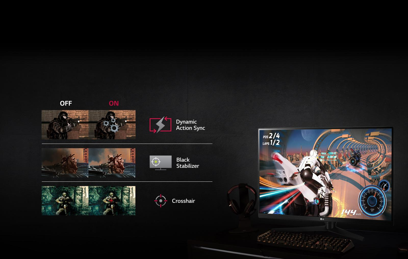 Advanced Gaming Features