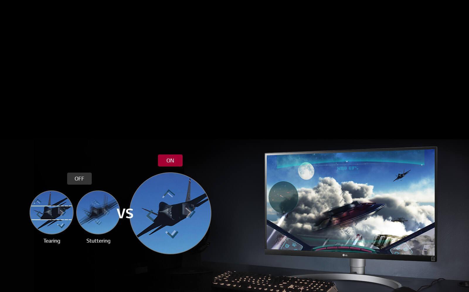 27UK850-W AMD FreeSync™