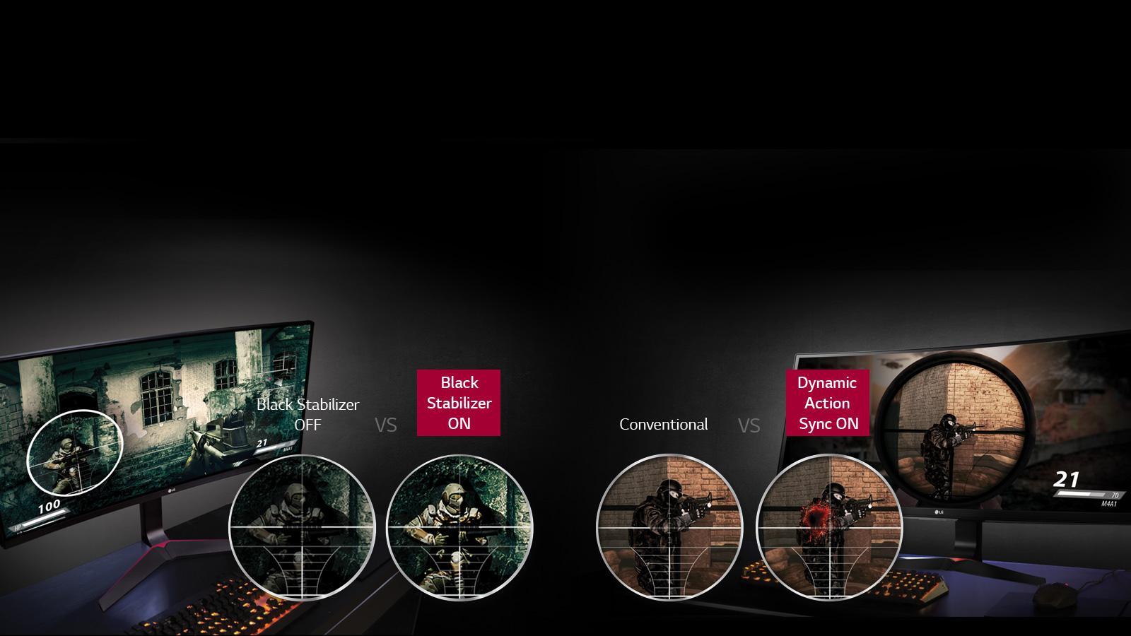 LG 34UC79G-B 34 Inch 21:9 UltraGear™ Full HD IPS Curved Gaming Monitor