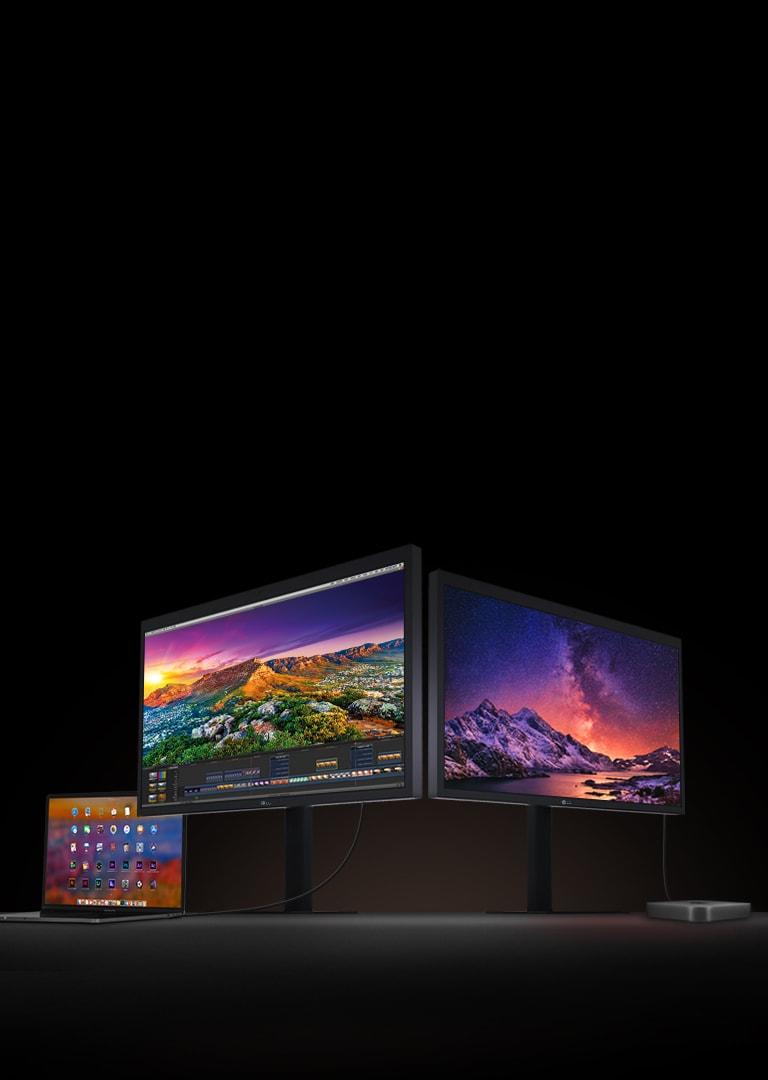 LG UltraFine™ 5K & 4K Monitors for MacBook / MacBook Pro | LG USA