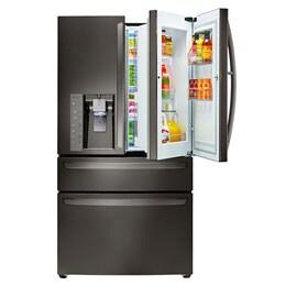 Lg Refrigerators Smart Innovative Amp Energy Efficient