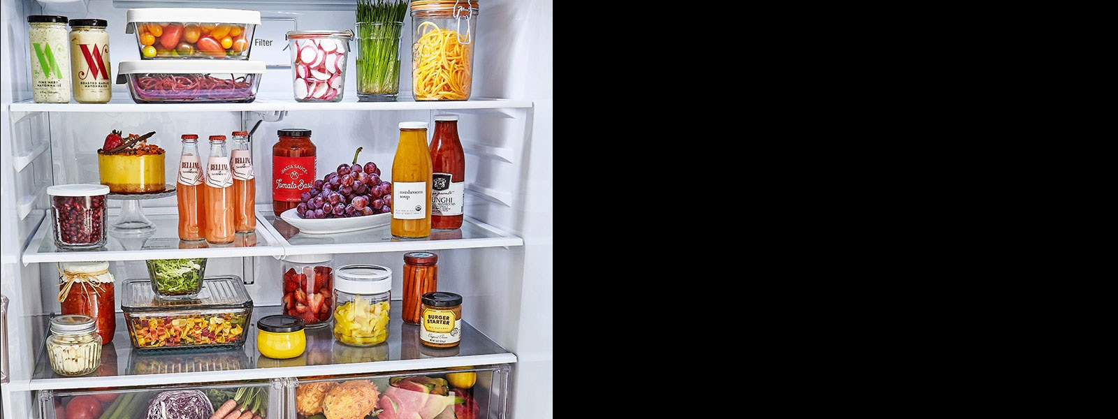 LG Stainless Steel Refrigerators: French Door & More | LG USA