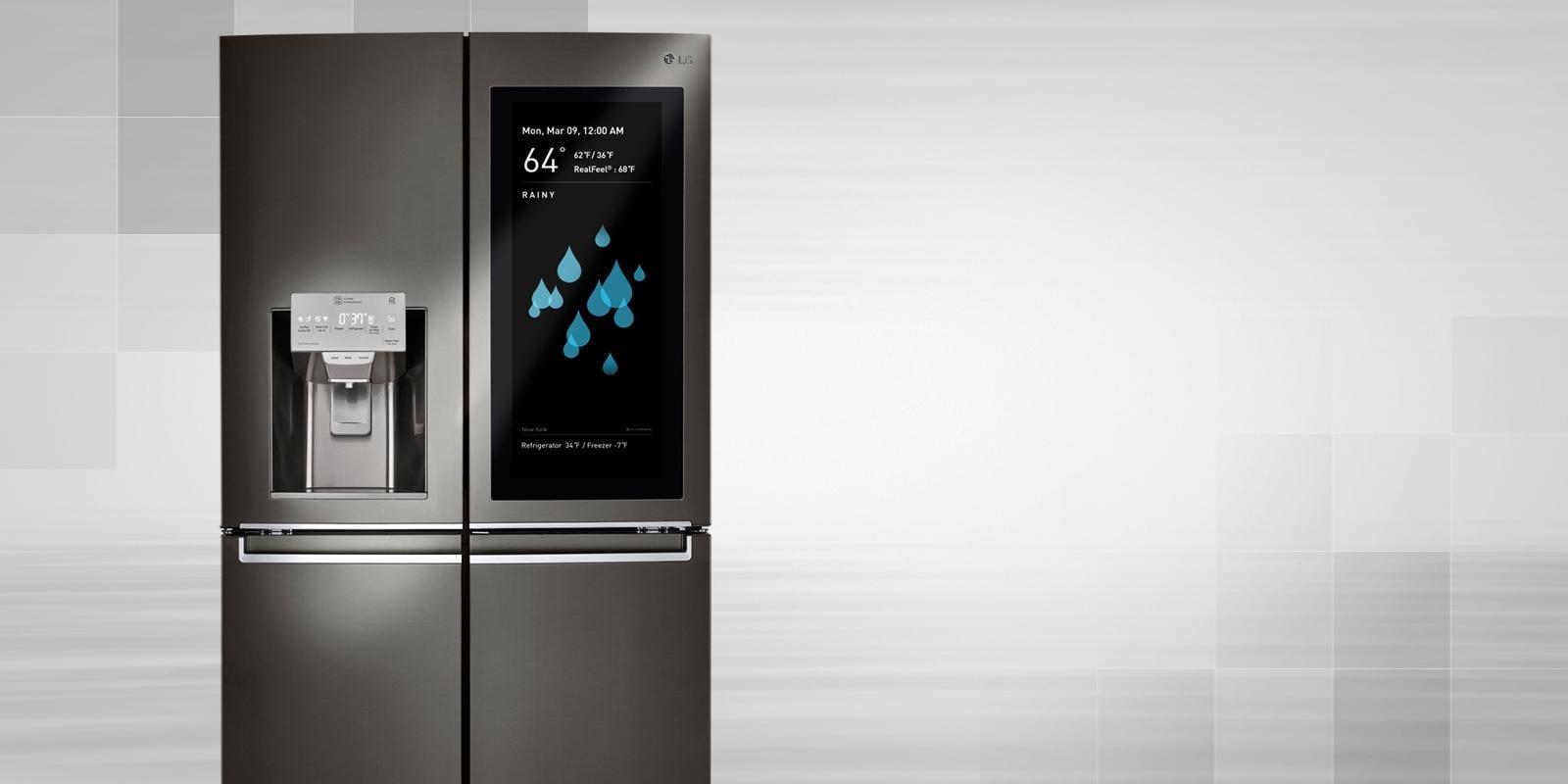 Alexa Kitchen Appliances