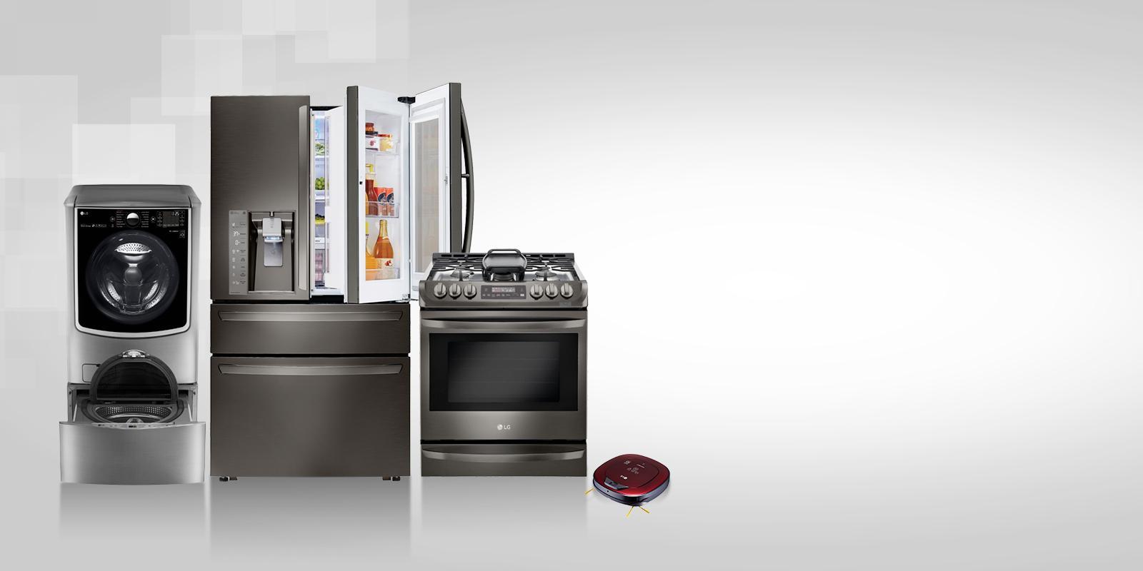 Kitchen Appliances Discover Lg Cooking Appliances Lg Usa