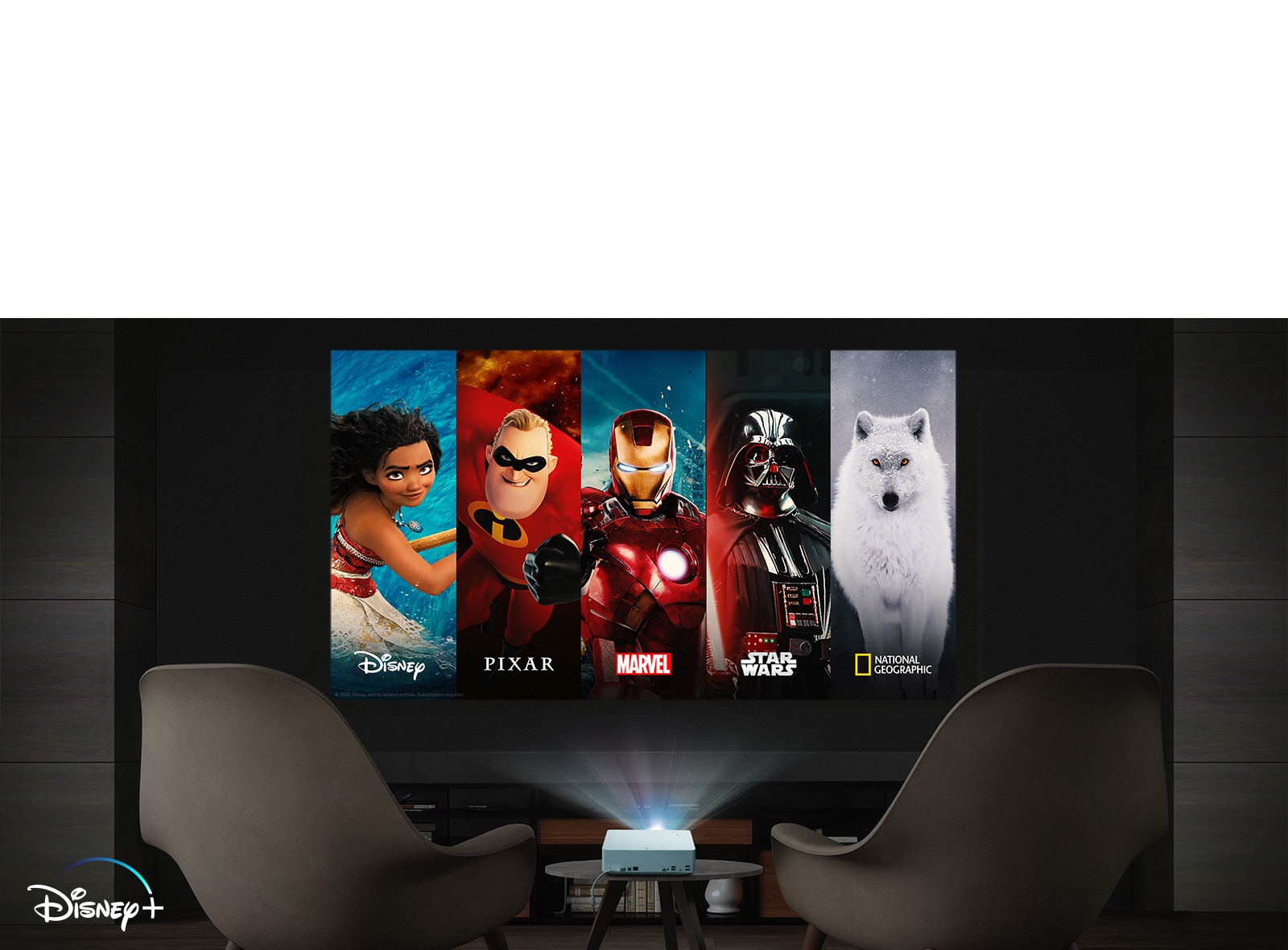 Bring the Theater Home with LG CineBeam1