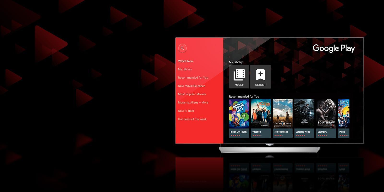 d010ed5301c LG Smart TVs  Internet Ready TVs w  Apps