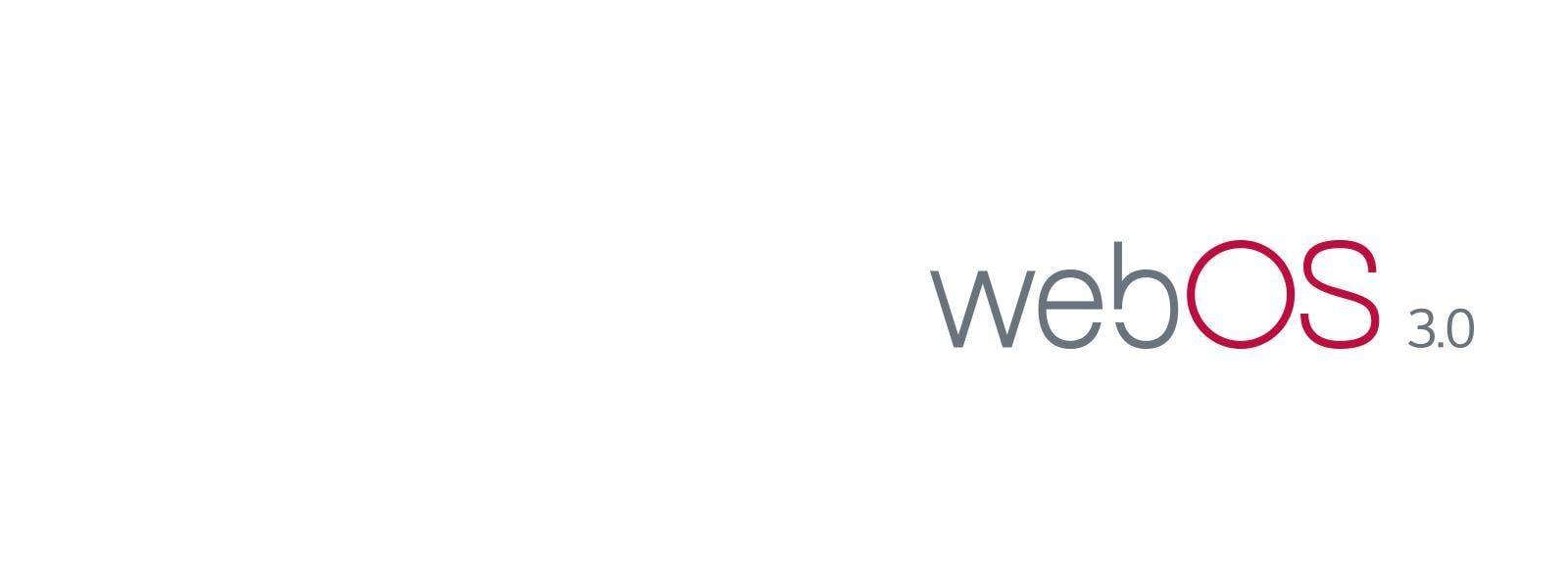 webOS 3.0 Smart TV