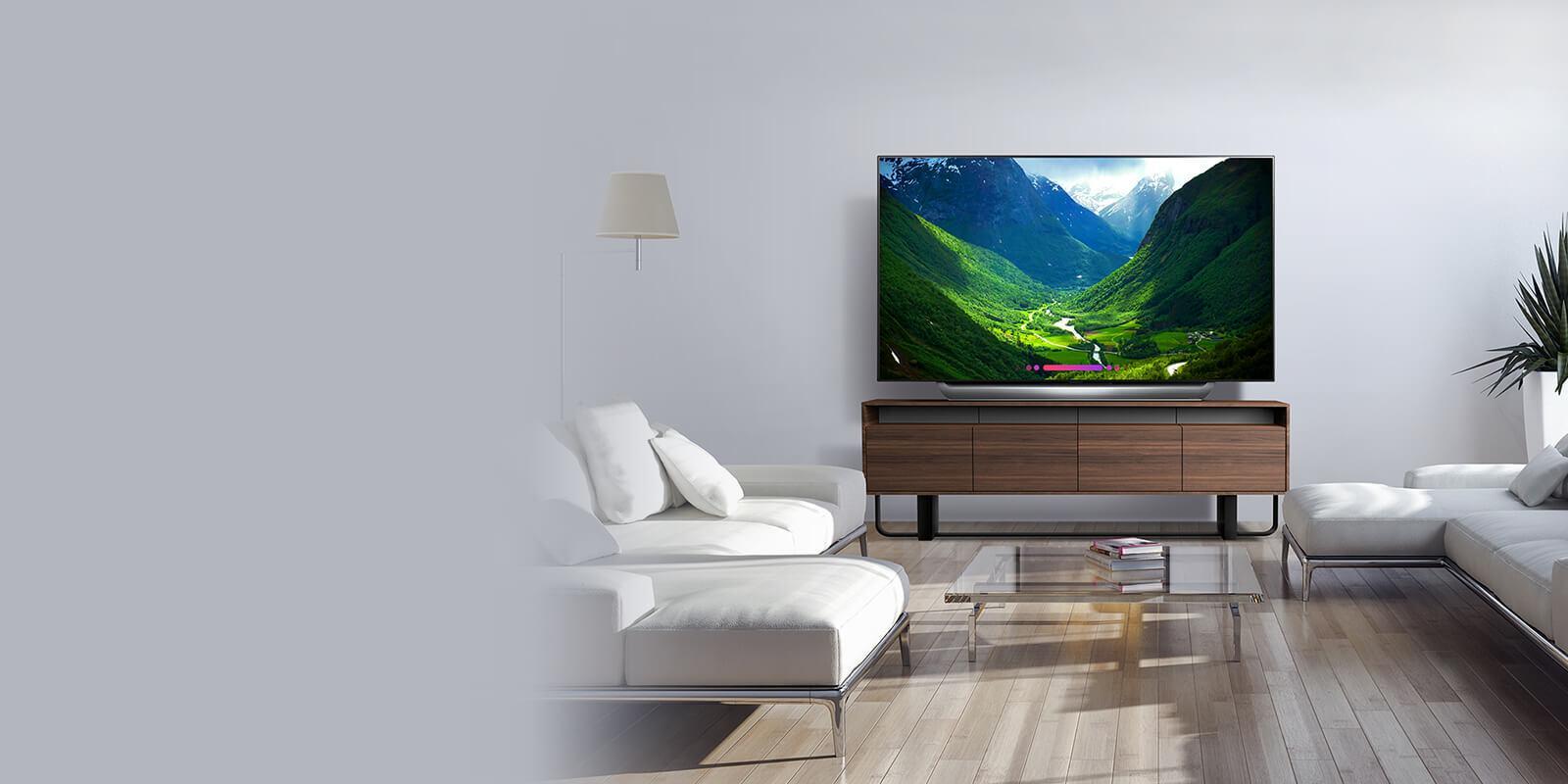 LG OLED TVs: AI, Wallpaper, Curved, Flat & 4K OLED TVs