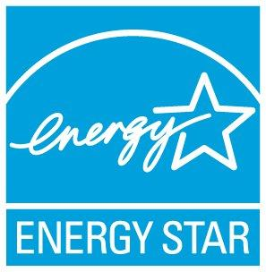 Blue Energy Star logo.