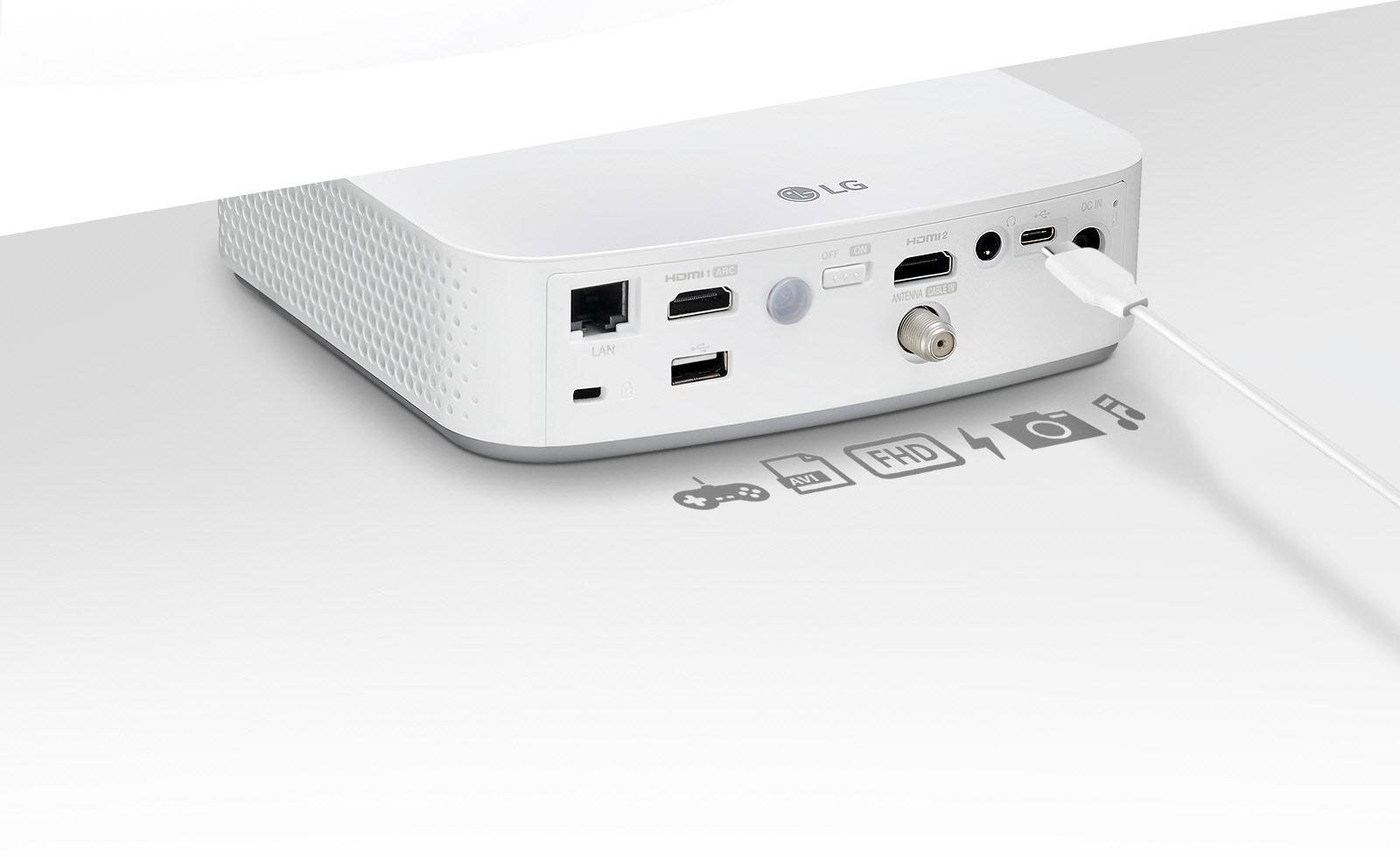 USB Type-C™ Connection