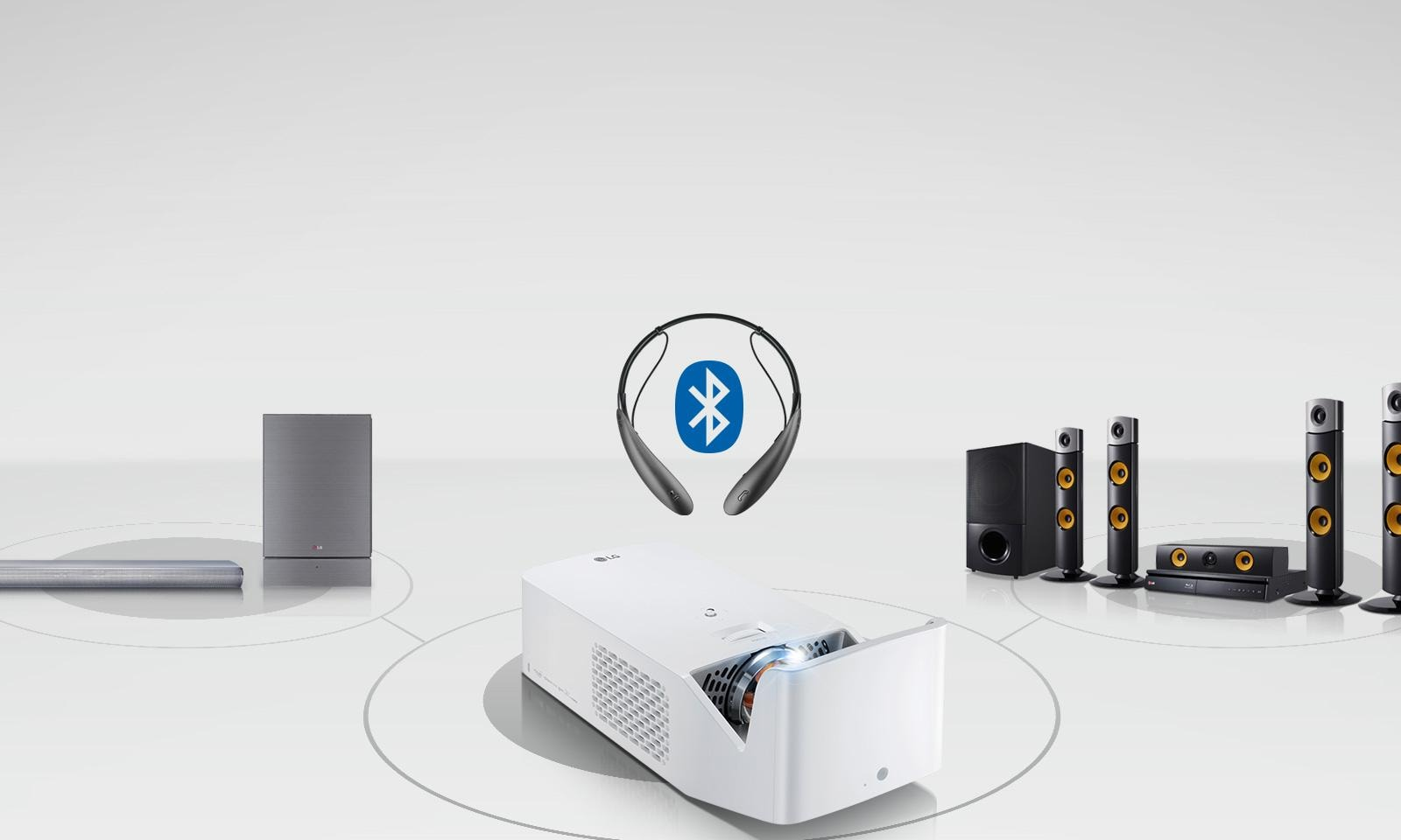 Bluetooth Sound Out
