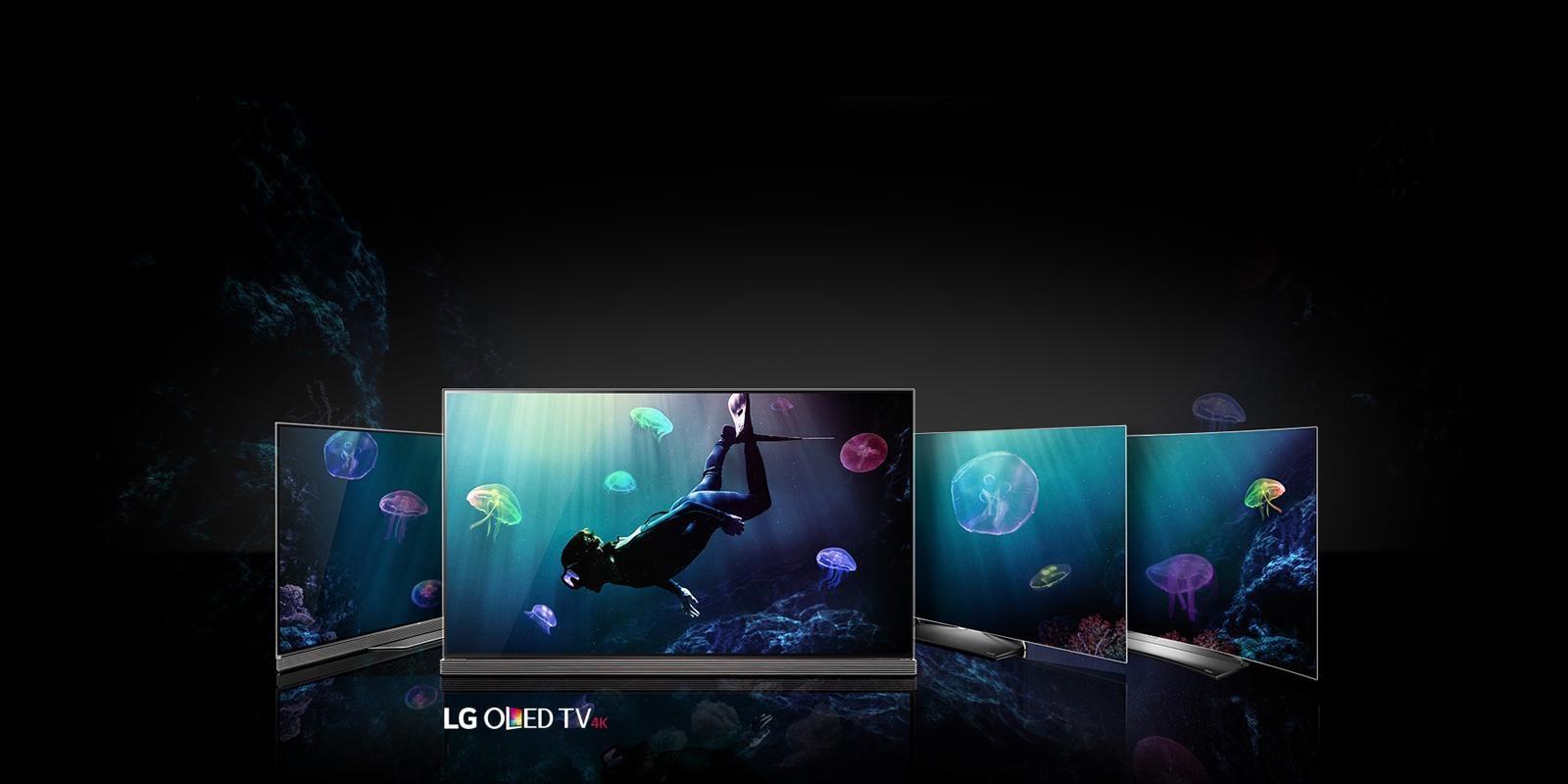 OLED TVs: Wallpaper, Curved, Flat & 4K OLED TVs