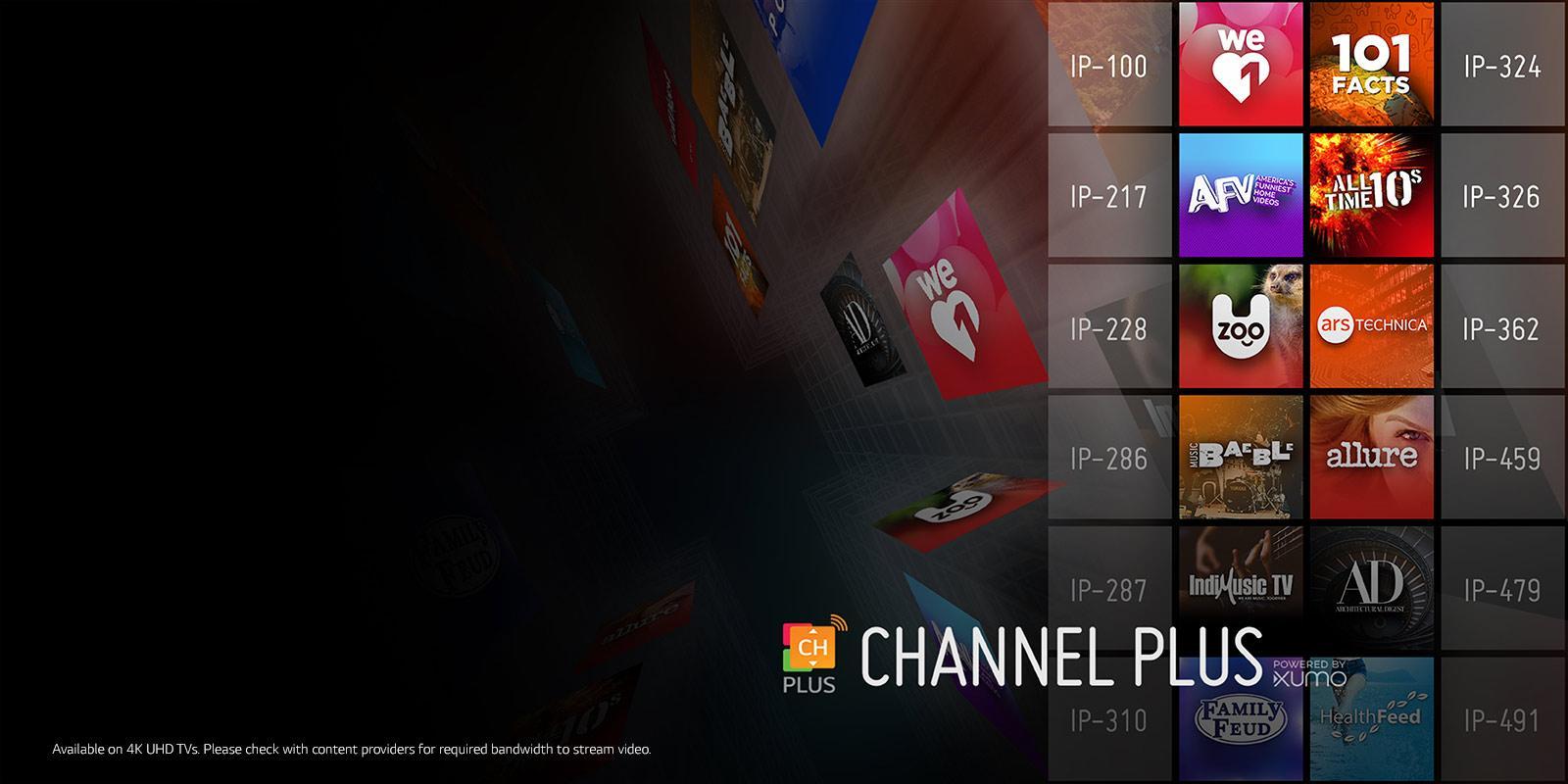 Channel Plus