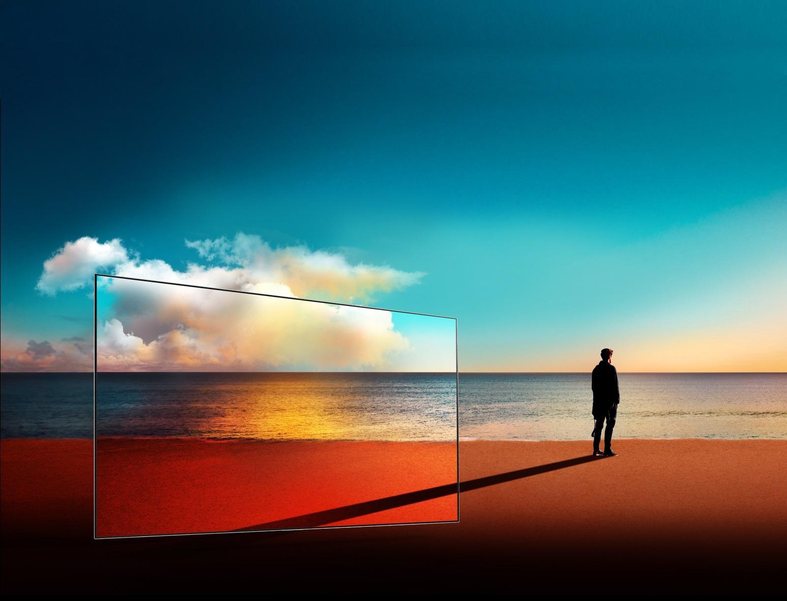 OLED desktop