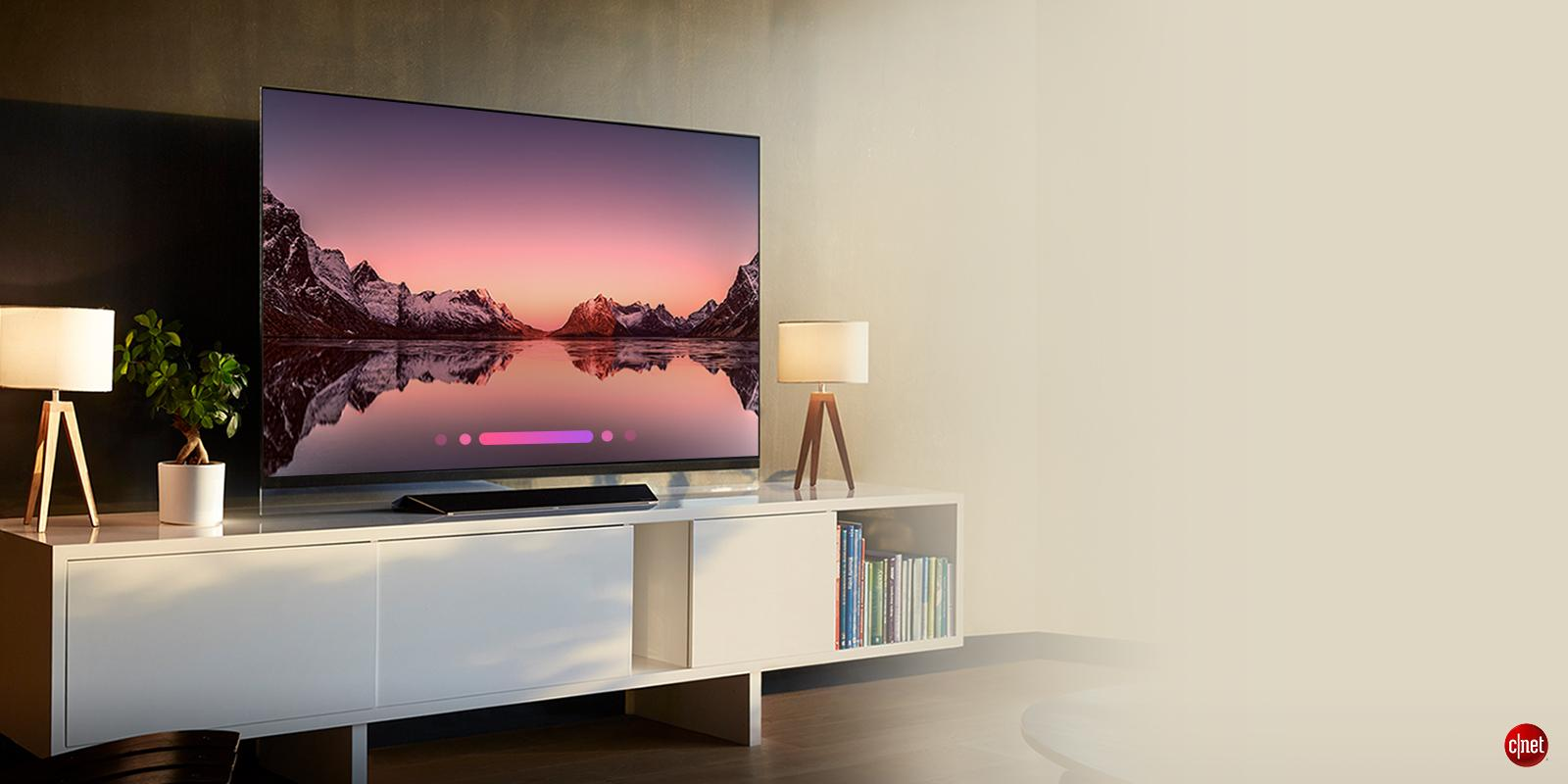 LG OLED TV with AI ThinQ