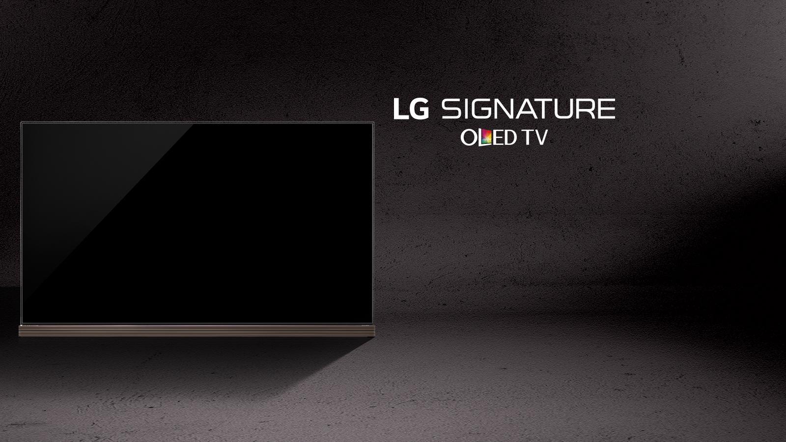 lg oled77g6p lg signature g6 77 inch oled 4k smart tv lg usa. Black Bedroom Furniture Sets. Home Design Ideas