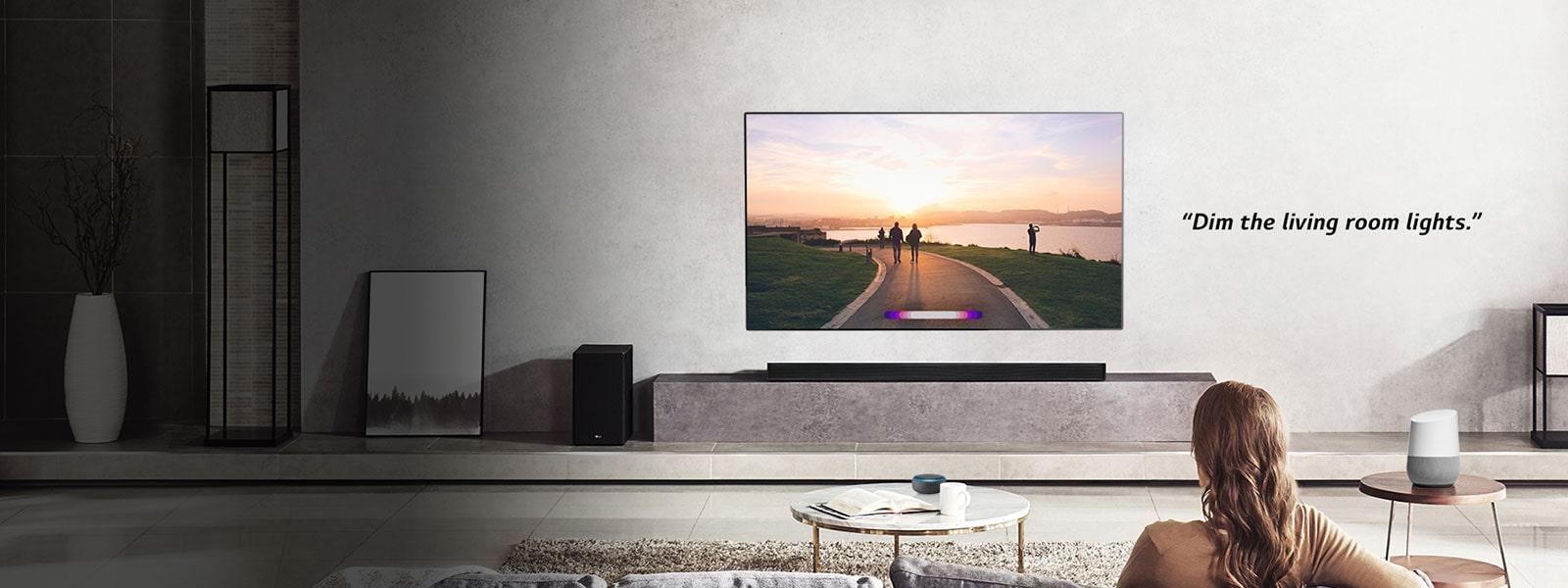 LG Smart TVs: Internet Ready, HDR, UHD TVs & more | LG USA