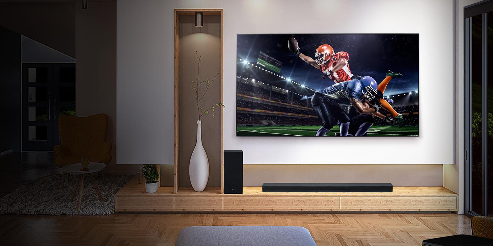 TVs, Sound Bars and Beyond