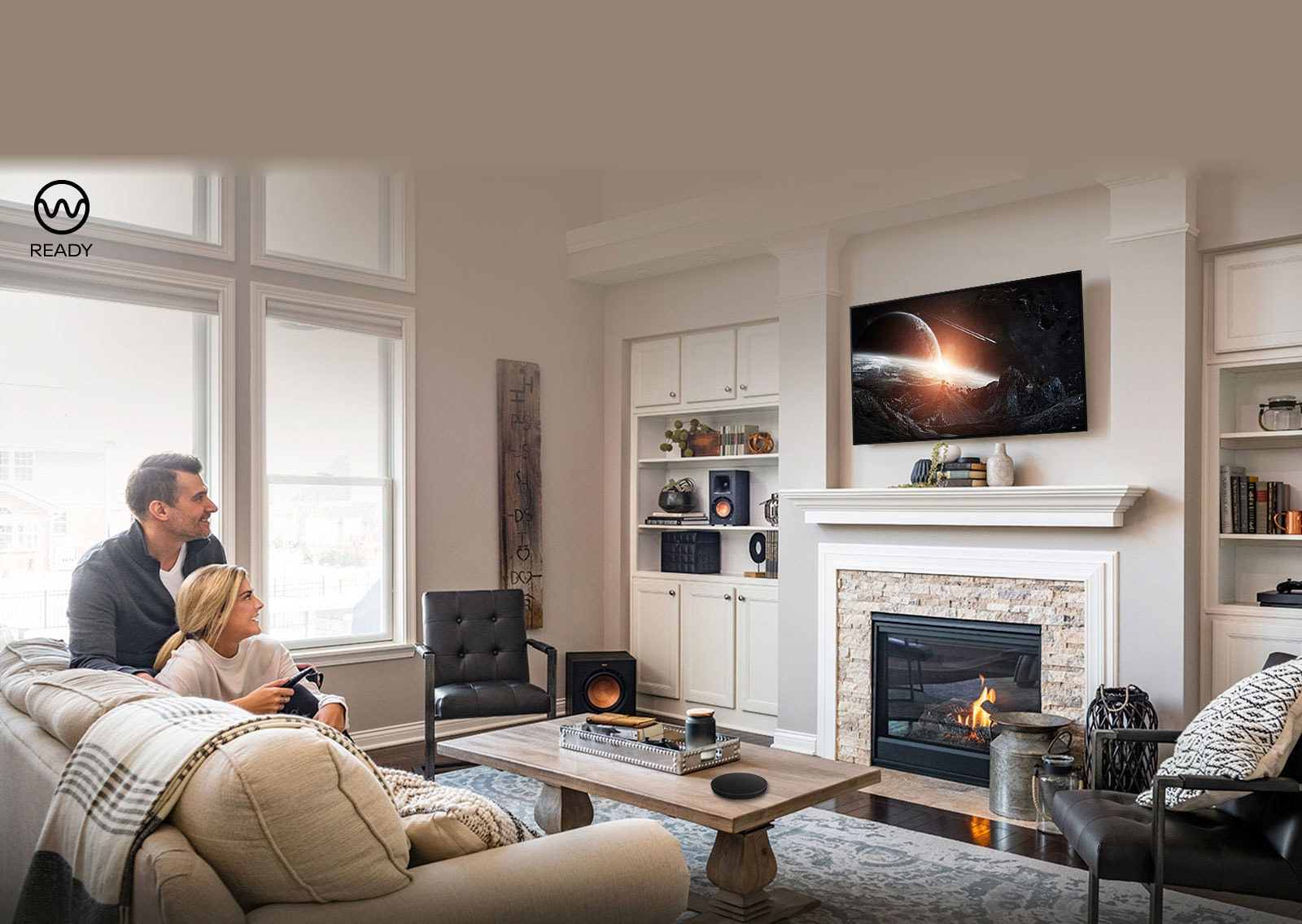 LG NanoCell TVs and WiSA™1