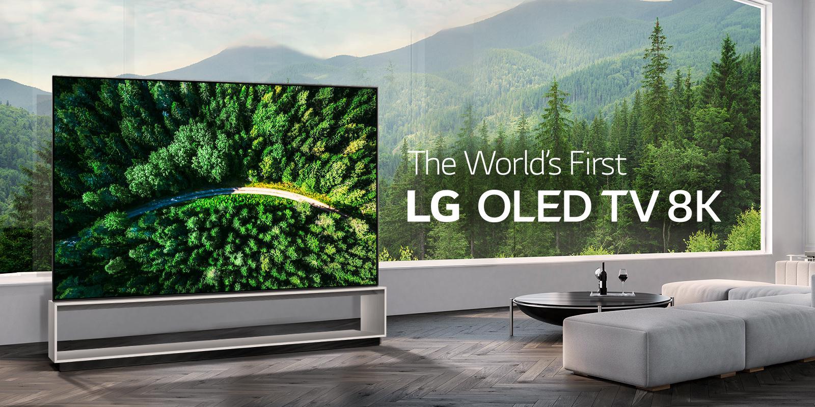 Lg 8k Tvs Discover The World S First Lg Oled Tv 8k Lg Usa