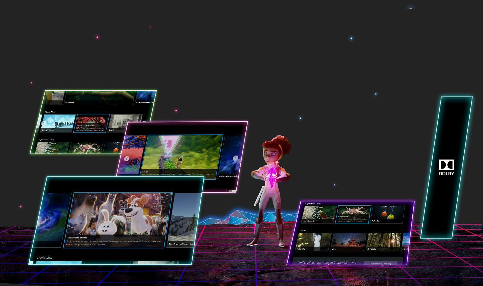 C7 OLED 4K HDR Smart TV - 65'' Class (64 5'' Diag)