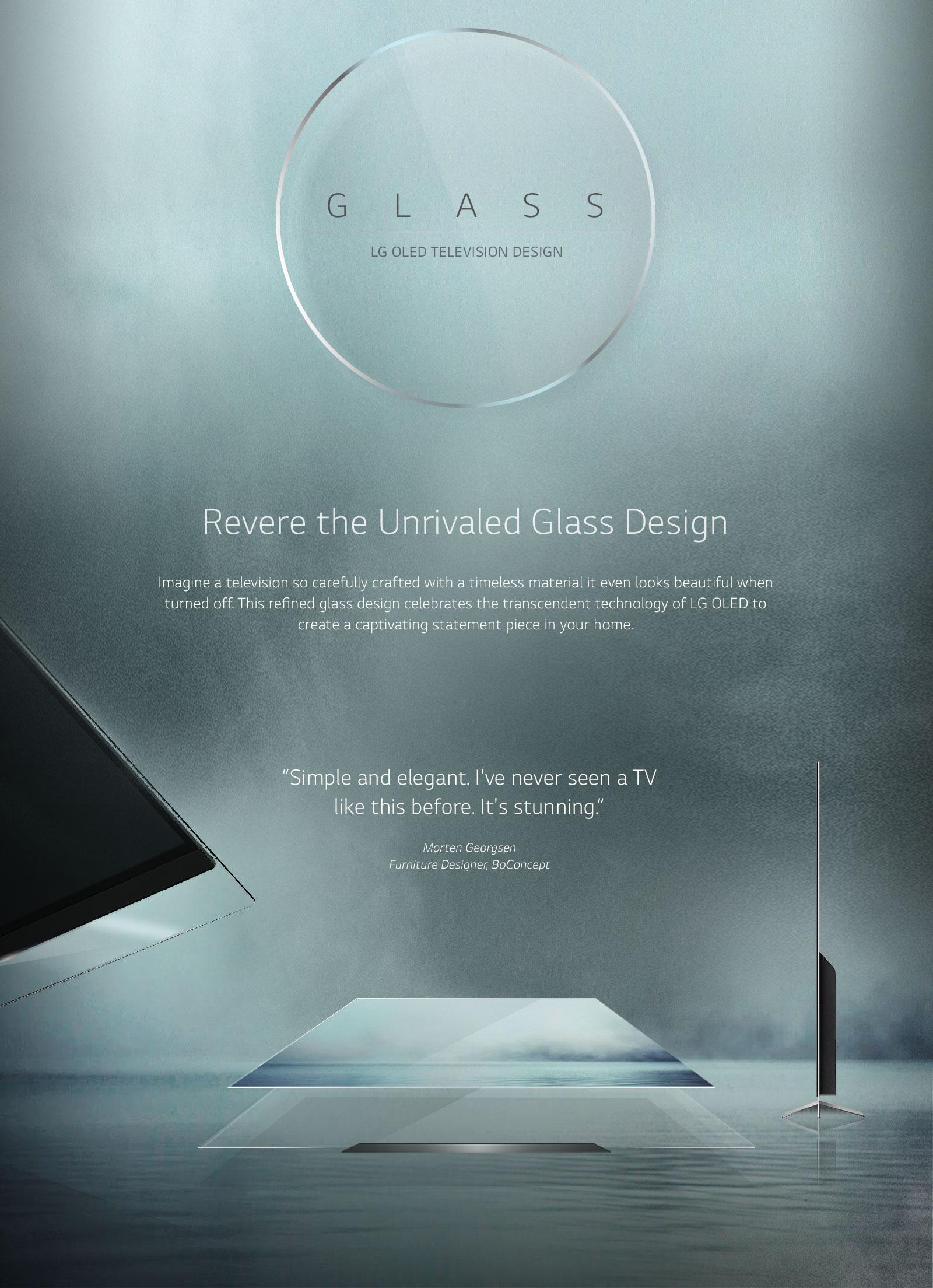 glass long feat