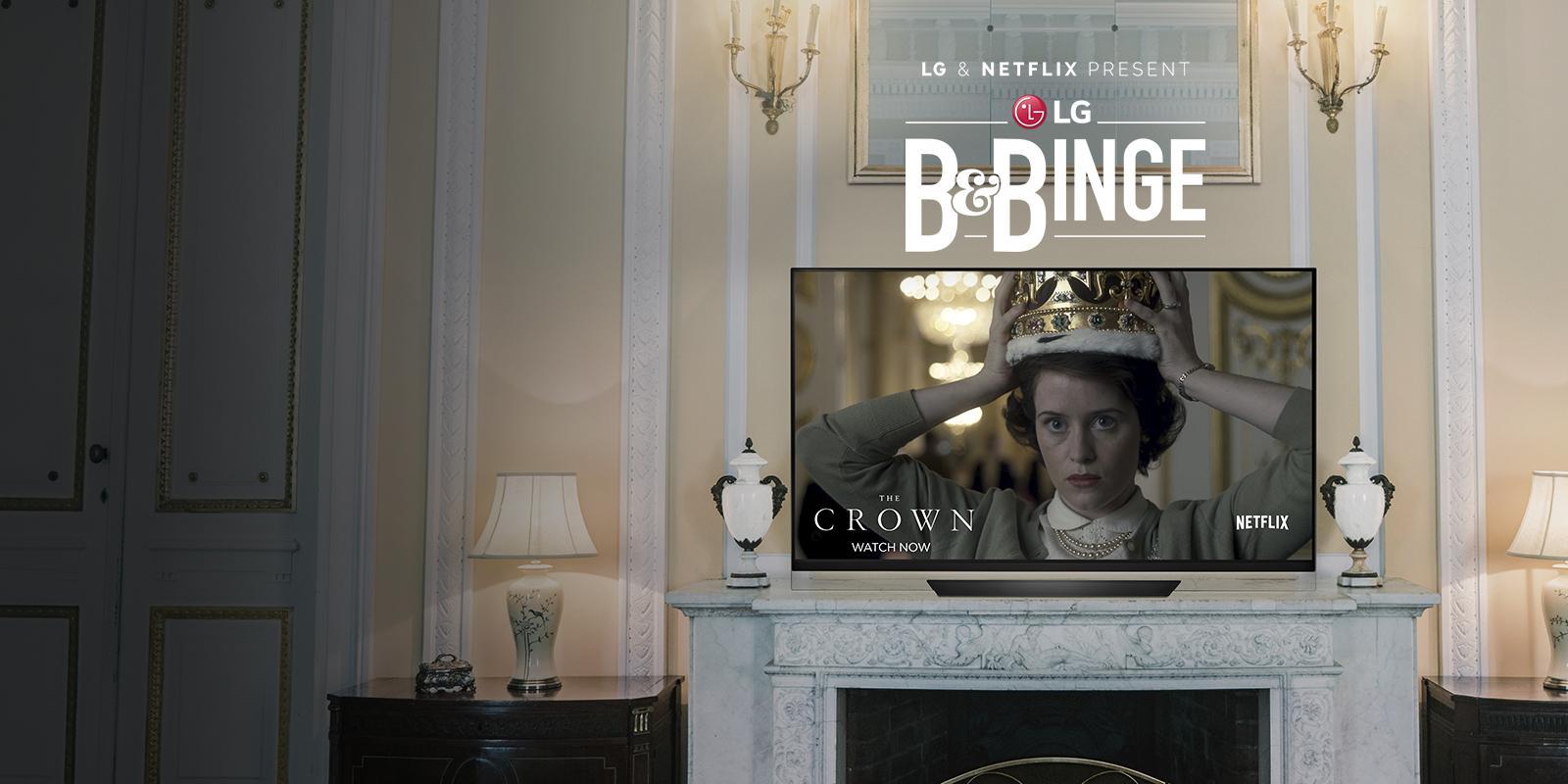 The Ultimate Binge Watching Experience