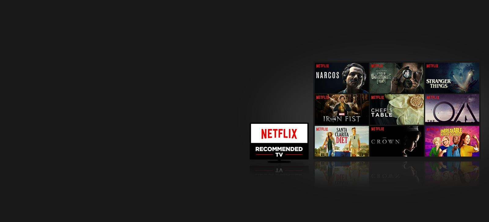 netflix pre download