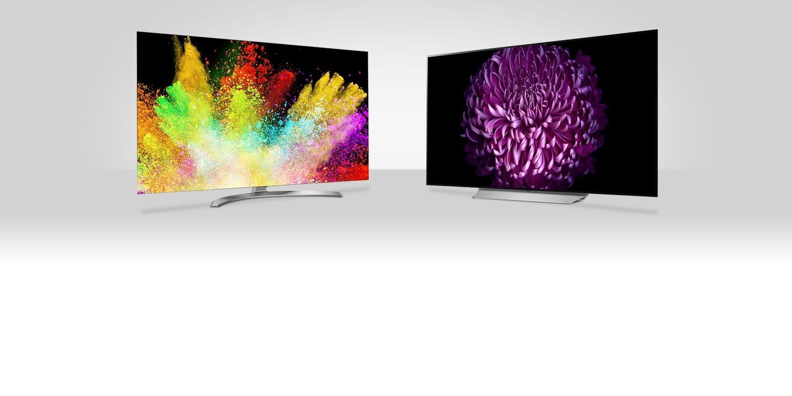 3D TVs: Compare LG\u0027s 3D 4K, Smart \u0026 OLED TVs | LG USA