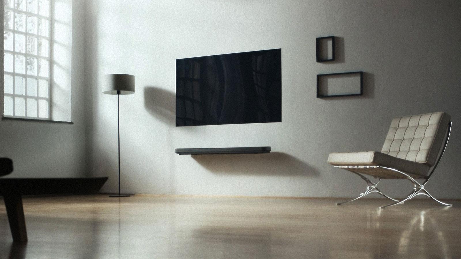 Lg Oled65w7p 65 Inch Lg Signature Oled 4k Hdr Smart Tv
