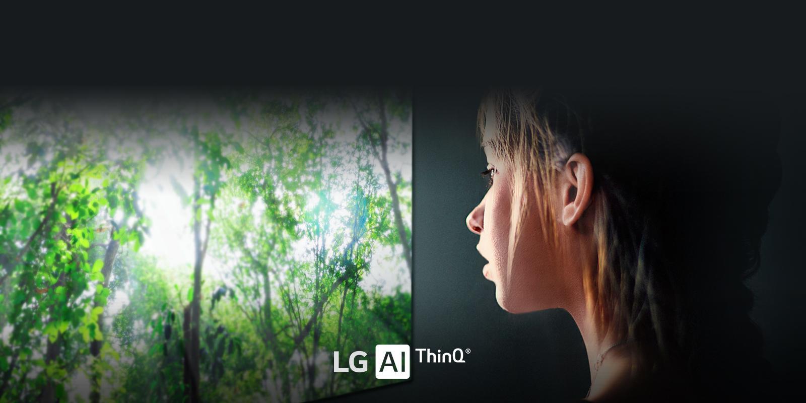 Introducing LG AI Smart TV