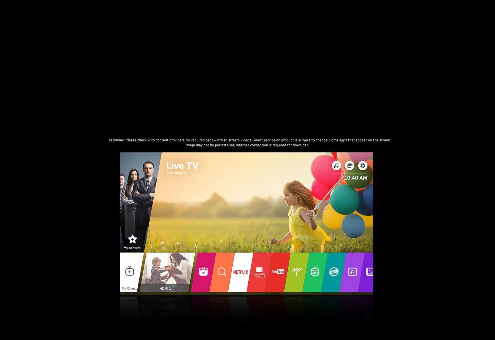 E6 OLED 4K HDR Smart TV - 55'' Class (54 6'' Diag)