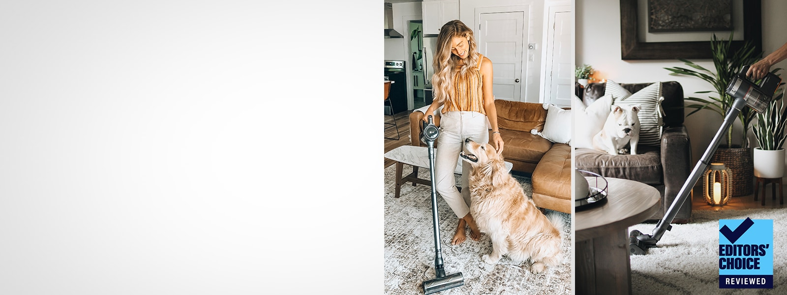 """A fantastic cordless vacuum for pet owners""1"