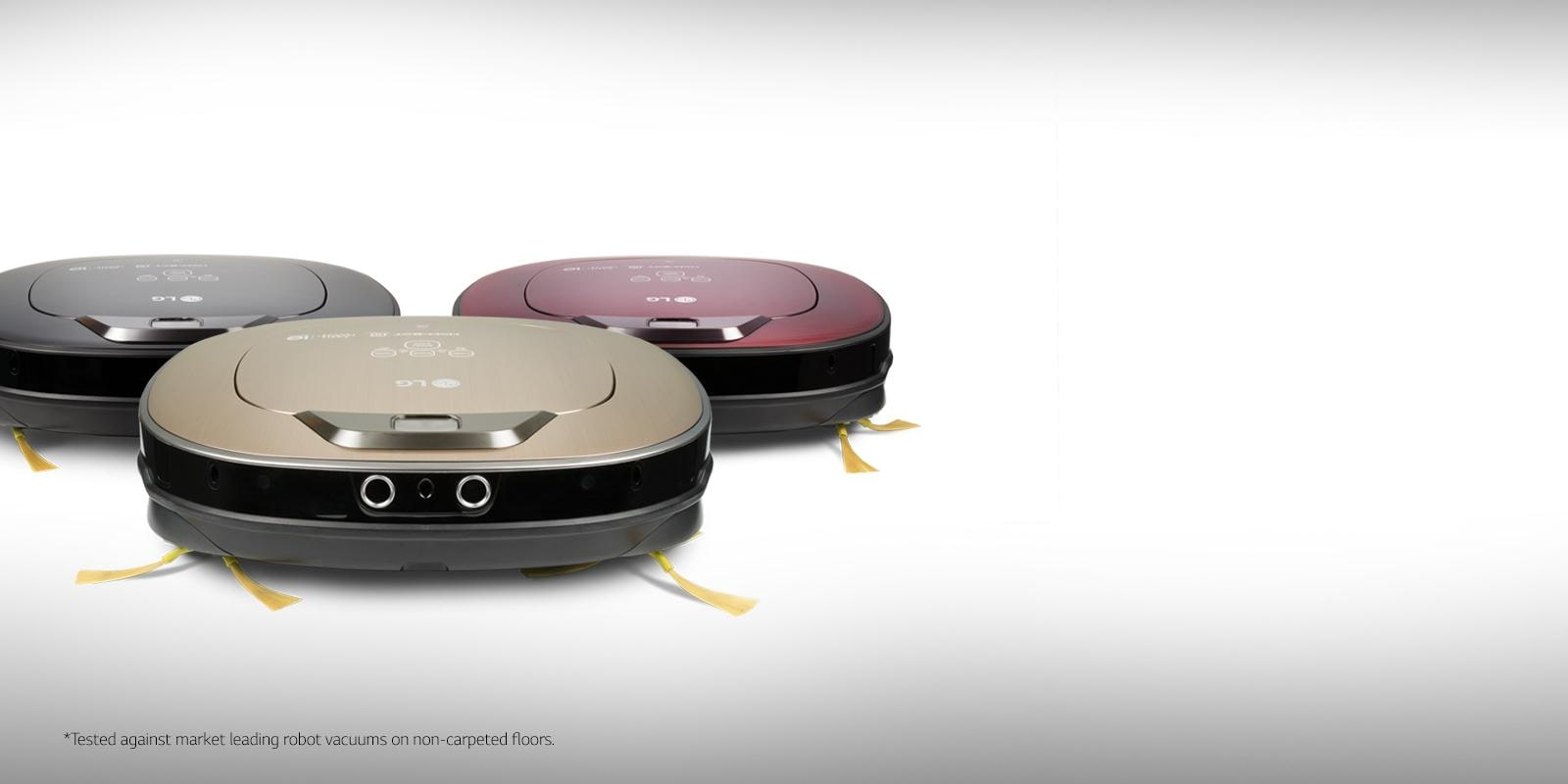 Make Some Noise For the Quietest Robot Vacuum*