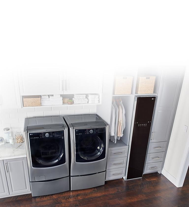Lg Washer And Dryer Sets Laundry Appliances Lg Usa