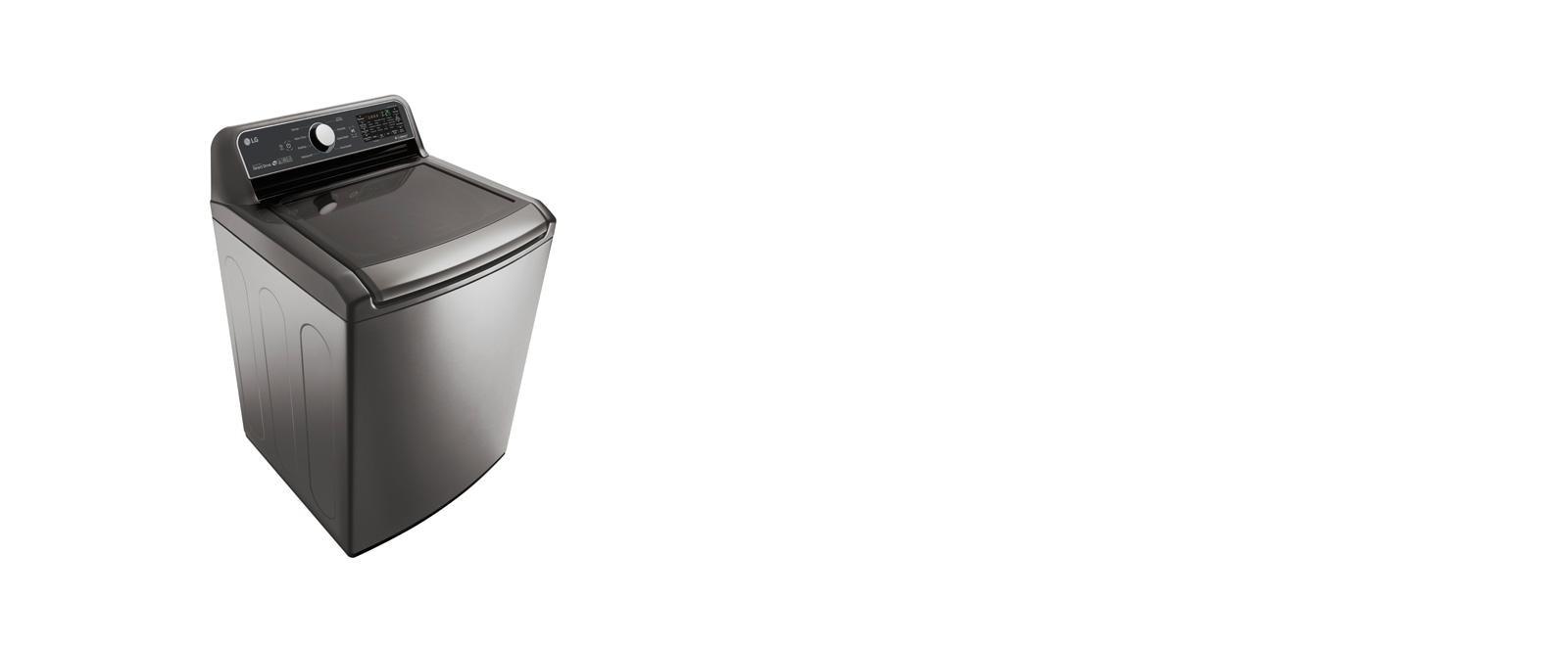 Lg Wt7200cv Mega Capacity Top Load Smartthinq Washer Lg Usa