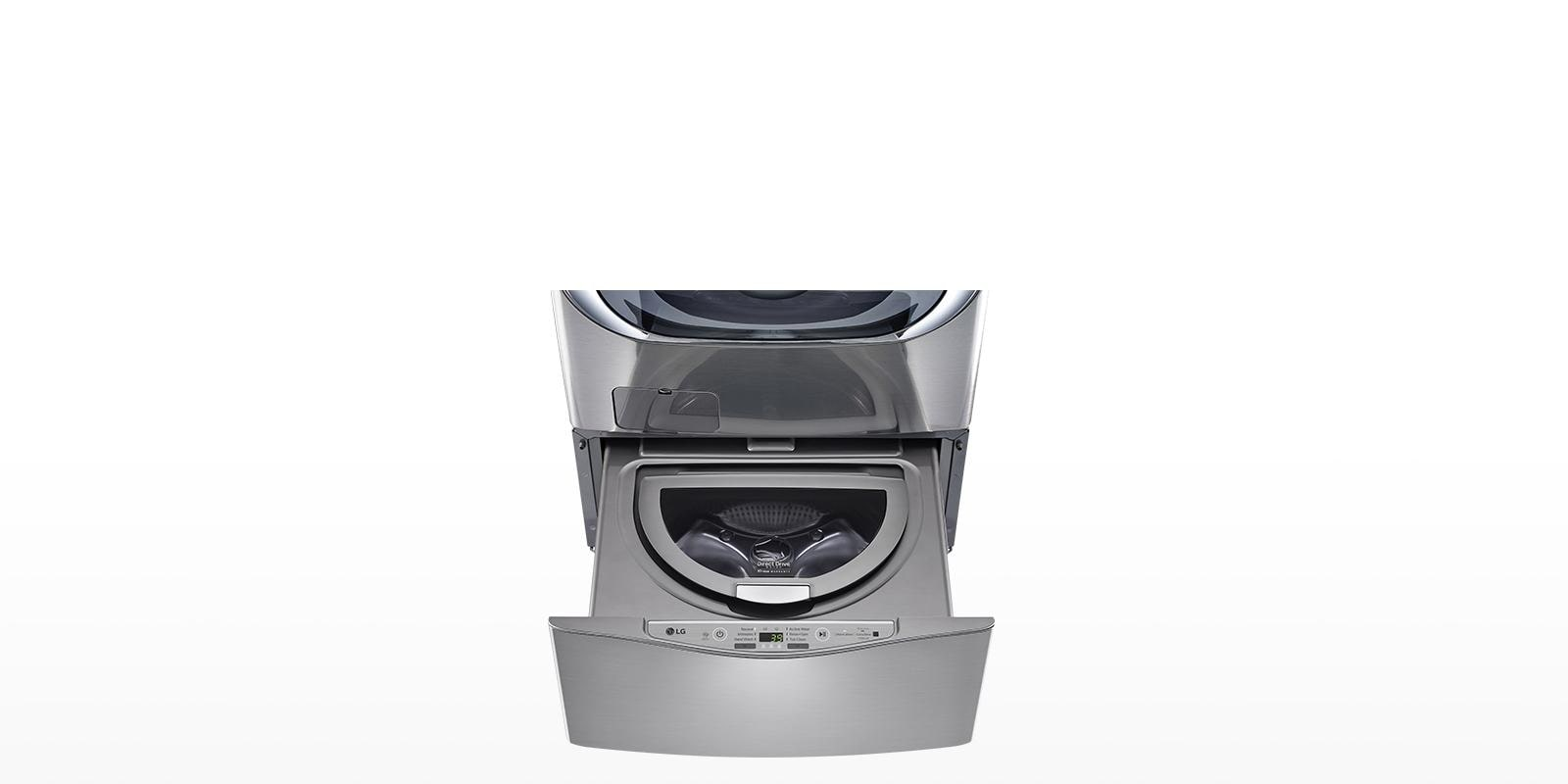 Lg Wm9000hva Mega Capacity Front Load Smart Smartthinq